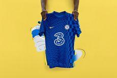 Jersey Kandang Baru Chelsea Pakai Aksen
