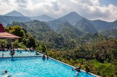 Wisata Soko Langit, Infinity Pool di Wonogiri Tutup Sementara