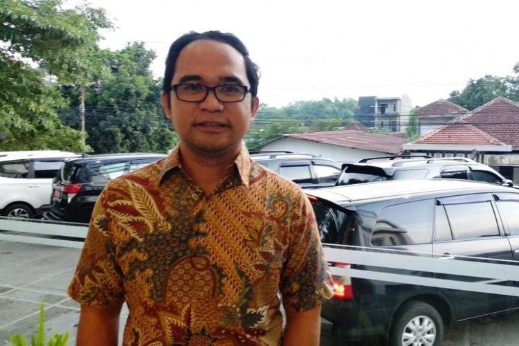 Ketua Pusat Kajian Anti Korupsi (Pukat) Universitas Gajah Mada (UGM), Oce Madril.