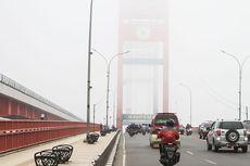 Kabut Asap di Palembang Bukan dari Karhutla, tapi Kabut Adveksi