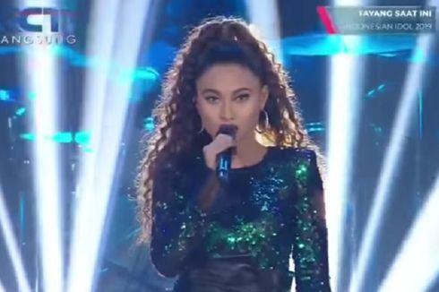 Novia Tersingkir dari Indonesian Idol Setelah Dapat 5 Standing Ovation