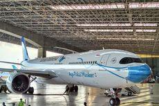 Garuda Indonesia Gelar Sayembara Desain Masker di Moncong Pesawat