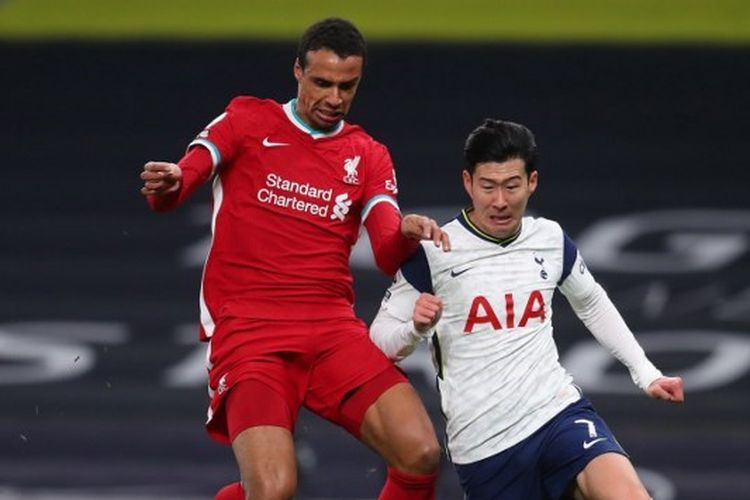 Mourinho Sebut Kesalahan Fatal yang Bikin Spurs Takluk dari Liverpool  Halaman all - Kompas.com
