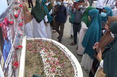 Peringati 3 Tahun Tsunami Palu, Ratusan Warga Gelar Doa Bersama dan Tabur Bunga