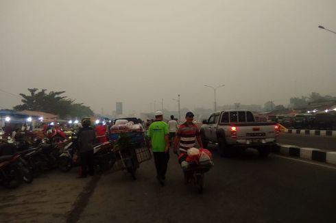 Dampak Kabut Asap, UMRI Pekanbaru Perpanjang Libur bagi Mahasiswa