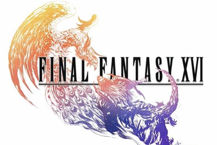 Ilustrasi Final Fantasy XVI.