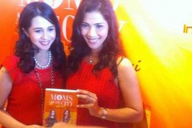 Joy Roesma dan Nadia Mulya