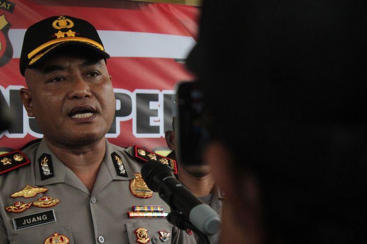 Kapolres Cianjur AKBP Juang Andi Priyanto