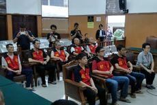 Ganjaran Vonis Mati untuk 8 WN Taiwan Penyelundup 1 Ton Sabu...