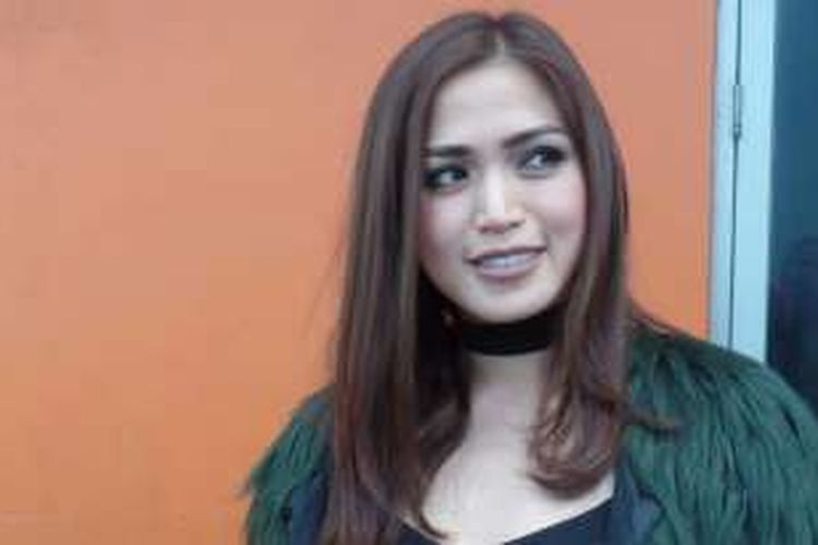 Jessica Iskandar di studio TransTV, Jakarta Selatan, Kamis (26/5/2016).