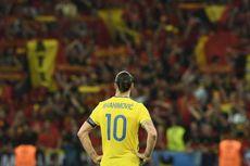 Tanpa Zlatan Ibrahimovic, Swedia Bakal Juara Dunia