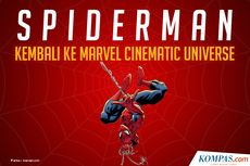 INFOGRAFIK: Kembalinya Spider-Man ke Marvel Cinematic Universe