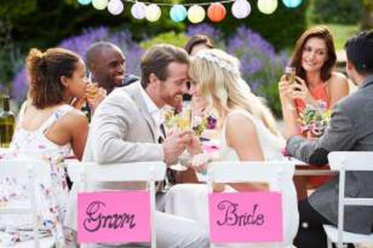 Kejutan di hari pernikahan