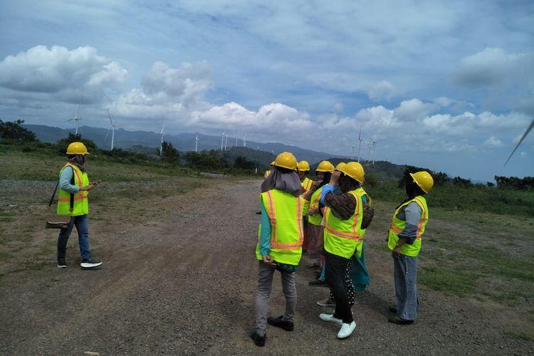 Objek wisata PLTB Sidrap Jadi Objek Wisata Baru di Sulawesi Selatan