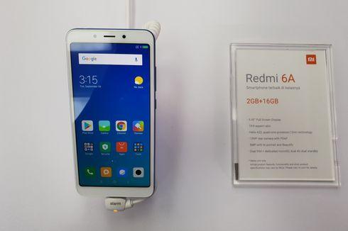 Alasan Xiaomi Pakai Prosesor MediaTek di Redmi 6 dan 6A