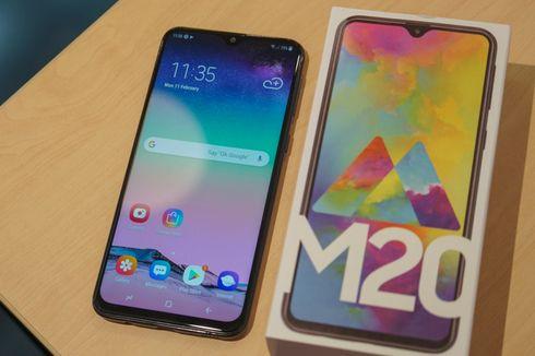 Samsung Galaxy M20S Punya Baterai 6.000 mAh?