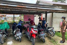 Bangunan Bumdes di Perbatasan RI-Malaysia yang Diduga Dikorupsi Baru Berupa Pondasi