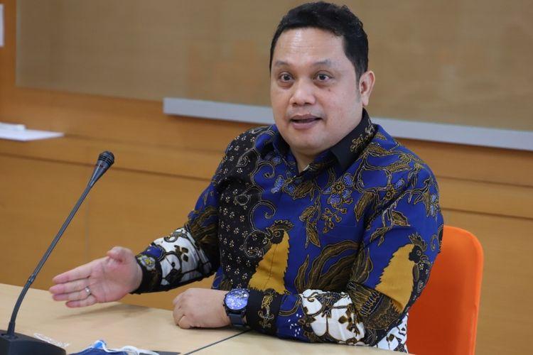 Kepala Biro Humas Kementerian Ketenagakerjaan (Kemnaker) Chairul Fadhly Harahap