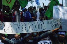 UMP Jakarta Terbesar, Bengkulu Naik 45 Persen