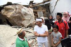 Dedi Mulyadi Sarankan Warga Tedampak Hujan Batu di Purwakarta Direlokasi