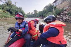 Bocah 12 Tahun Tenggelam dan Ditemukan Meninggal Dunia di Sungai Ciliwung