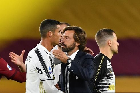 Skuad Juventus untuk Liga Champions 2020-2021, Pirlo 23 Bawa Pemain