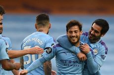 Man City Vs Norwich, Laga Pamungkas David Silva di Premier League