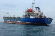 Bakamla RI Tangkap Kapal Tanker Maxima Pratama di Perairan Batam