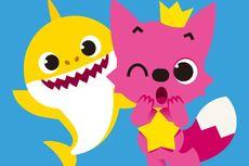 Baby Shark Bikin Panduan Mencuci Tangan untuk Anak