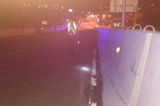 Tabrak Pembatas Jalan Jembatan Merah Putih Pukul 3 Pagi, Mahasiswa Tewas