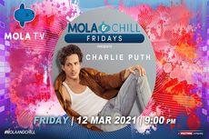 Hanya dengan Piano, Charlie Puth Tampil Memukau di Acara Mola and Chill Fridays
