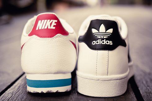 Kala Adidas Langkahi Nike di Bursa Saham...