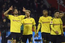 Leverkusen Vs Dortmund, Emre Can Janji Tebus Kekalahan Die Borussen
