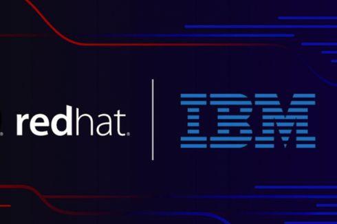 IBM Rampungkan Akuisisi Termahal di Industri Software