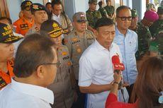Wiranto Pimpin Rombongan Pejabat Terbang ke Palu
