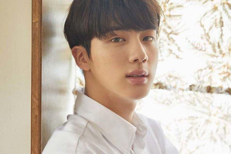 Foto Jin BTS.