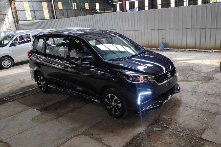 Suzuki All New Ertiga Sport resmi meluncur Jumat (22/3/2019)