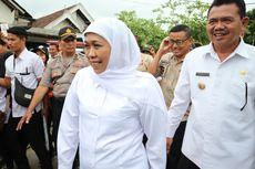 Temui Wapres, Khofifah Minta Dukungan Pembangunan Indonesia Islamic Science Park