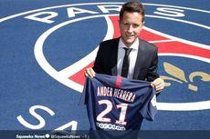 Ander Herrera Sesalkan Keputusan Penghentian Permanen Liga Perancis