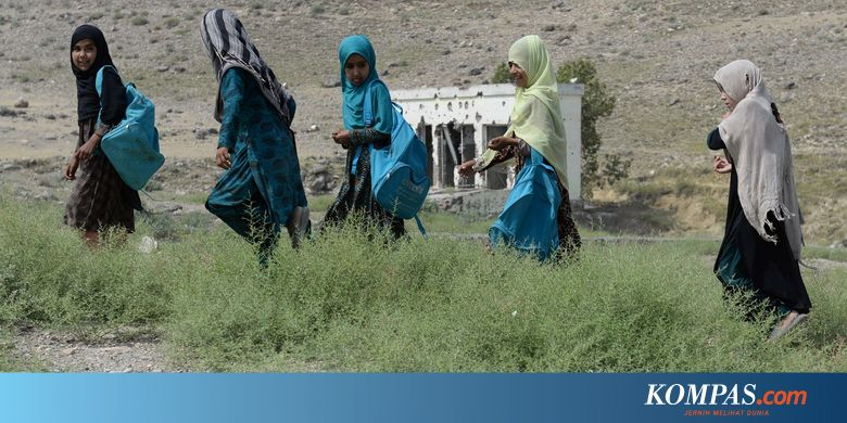 Walau Sudah Berdamai dengan AS, Taliban Masih Jadi