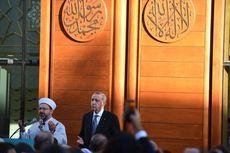 Khotbah Shalat Jumat Ulama di Hagia Sophia Diserang Oposisi Sekuler Turki