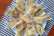 Resep Kue Nagasari Roti Tawar Kekinian, Mirip Puding Roti