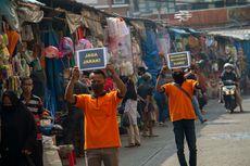 Tidak Kenakan Masker di Pasar Wilayah Jakarta, Pasar Jaya: Pakai atau Keluar!