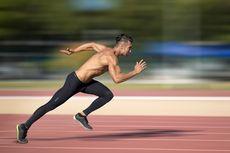 Berolahraga Lari, Perhatikan Otot Perut