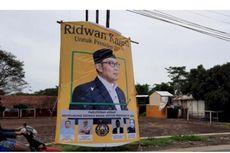 Baliho Dukungan Ridwan Kamil Jadi Capres Muncul di Garut