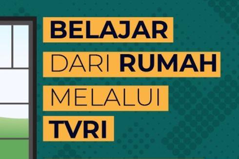 Jadwal TVRI Belajar dari Rumah, Rabu 10 Maret 2021