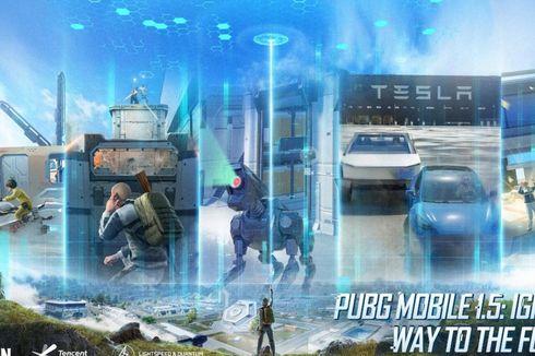 Ragam Kejutan Kolaborasi PUBG Mobile dengan Rich Brian dan Tesla