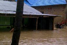 Warga Korban Banjir di Malaka Kelaparan