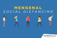 Kantor Imigrasi Tangerang Terapkan Social Distancing untuk Pemohon Paspor