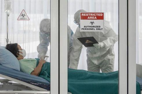 UPDATE: 63 Persen Tempat Tidur Isolasi Pasien Covid-19 di Jakarta Telah Terisi